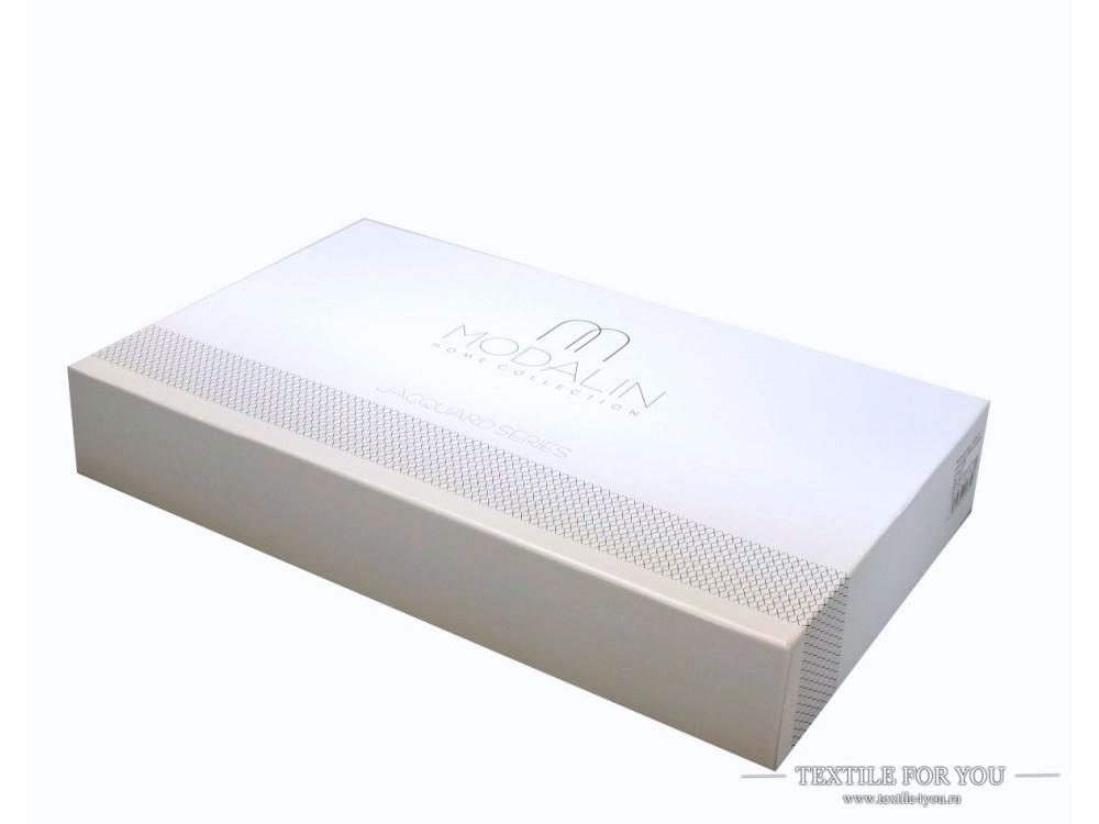 Постельное белье Valtery OD-15 Комплект Евро Сатин однотонный