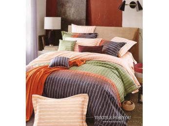 Постельное белье Famille Сатин КПБ SDS-53 (2 спальный)