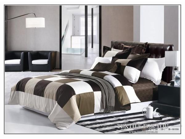 Постельное белье Famille Сатин КПБ SDS-50 (2 спальный)