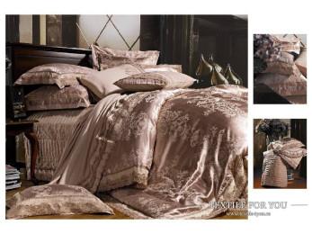 Постельное белье Famille Сатин КПБ TJ-01 (Семейный)