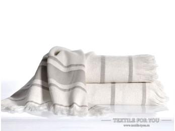 Полотенце бамбуковое IRYA DURU-SPA - 80x160 см (1 шт.) - Белый