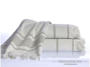Полотенце бамбуковое IRYA DURU-SPA - 50x80 см (1 шт.) - Серый