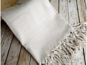 Полотенце бамбуковое IRYA NATURE - 80x160 см (1 шт.) - Серый