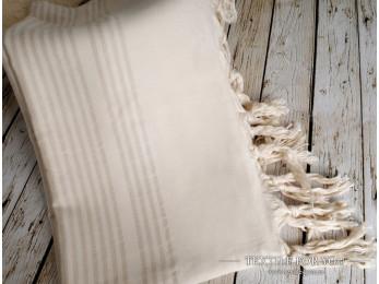 Полотенце бамбуковое IRYA NATURE - 80x160 см (1 шт.) - Кремовый