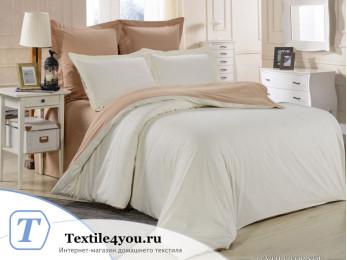 Постельное белье Valtery Сатин КПБ LS-01 (1.5 спальный)