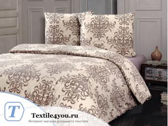 Постельное белье трикотажное KARNA CAMILA (1,5-спальный)