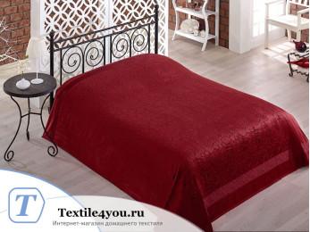 Простынь бамбуковая PUPILLA GOBEL (200x220 см) - Бордовый