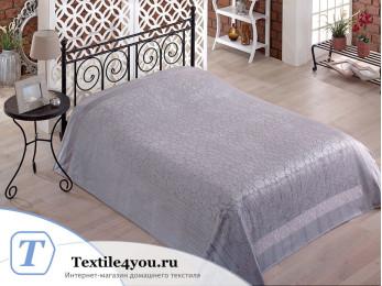 Простынь бамбуковая PUPILLA GOBEL (200x220 см) - Серый