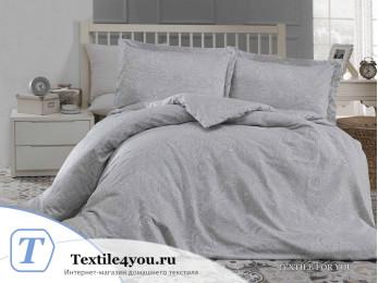 Постельное белье ALTINBASAK EASTER Сатин (Евро) - Серый