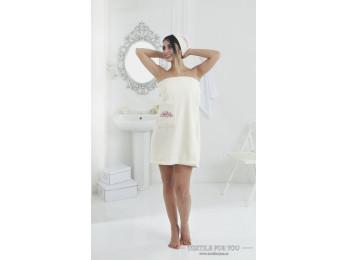 Набор для сауны женский KARNA PERA - Кремовый