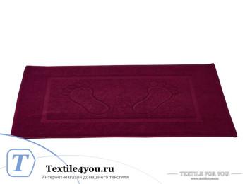 Коврик для ванной KARNA GREN (50x70 см) Бордовый