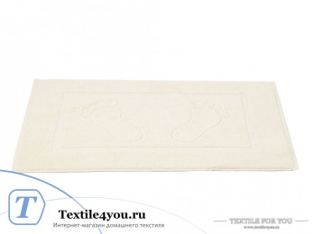 Коврик для ванной KARNA GREN (50x70 см) Кремовый