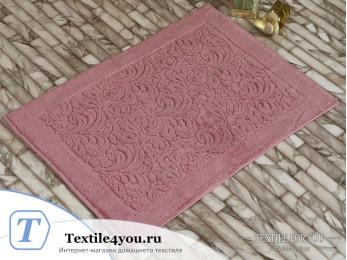 Коврик для ванной KARNA ESRA махровый (50x70 см) Розовый