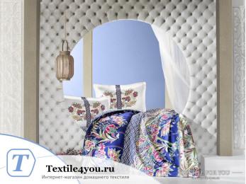 Постельное белье RANFORCE NEON SELVA (1,5 спальный) - Синий