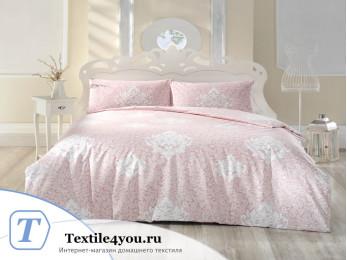 Постельное белье RANFORCE SNAZZY (Евро) - (50x70 см  - 2 шт.) - Розовый