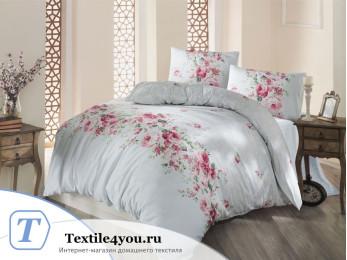 Постельное белье RANFORCE BELISSA (Евро) - (50x70 см  - 2 шт.) - Ментол