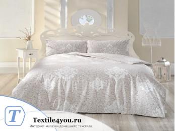 Постельное белье RANFORCE SNAZZY (1,5 спальный) - (50x70 см - 1 шт.) - Коричневый