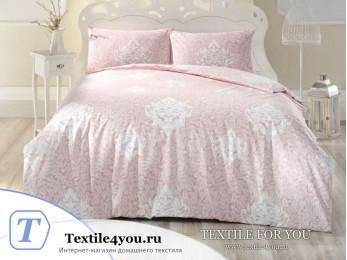 Постельное белье RANFORCE SNAZZY (1,5 спальный) - (50x70 см - 1 шт.) - Розовый