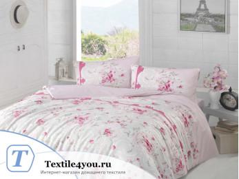 Постельное белье RANFORCE DURU (1,5 спальный) - (50x70 см - 1 шт.) Сиреневый