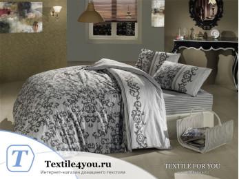Постельное белье RANFORCE SUAVE (1,5 спальный) - (50x70 см - 1 шт.) - Серый