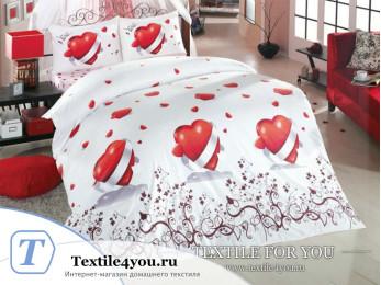 Постельное белье RANFORCE TIAMO (1,5 спальный) - (50x70 см - 1 шт.)