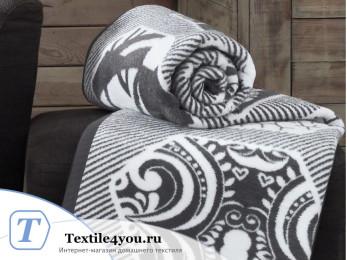 Плед KARNA ALARA (150x240 см) Серый