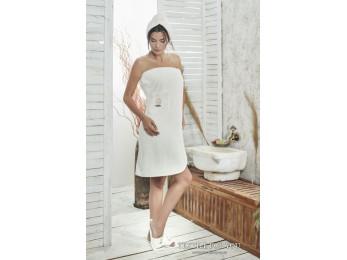 Набор для сауны женский KARNA PARIS - Кремовый