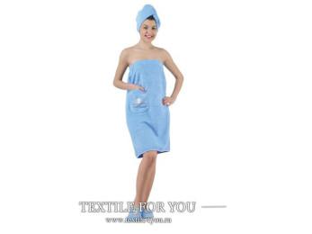 Набор для сауны женский KARNA PARIS - Голубой