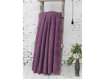 Плед KARNA OSLO (200x220 см) Фиолетовый