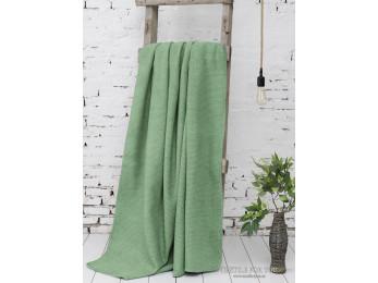 Плед KARNA OSLO (200x220 см) Зеленый