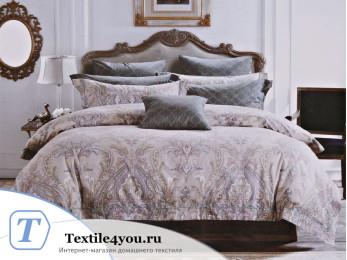 Постельное белье KARNA VERDI Сатин DELUX (1,5 спальный)