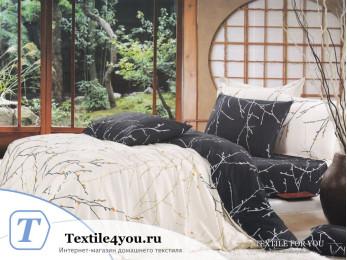 Постельное белье KARNA RAVEN Сатин DELUX (1,5 спальный)