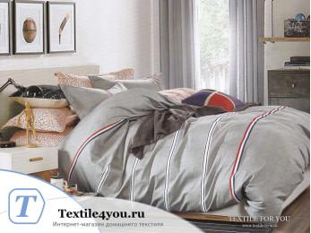 Постельное белье KARNA ROKSTON Сатин DELUX (1,5 спальный)