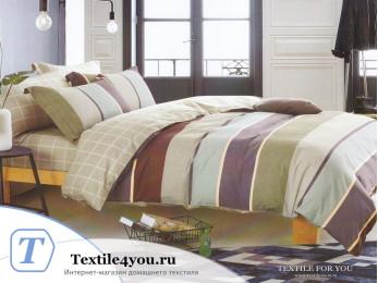 Постельное белье KARNA ROKSEN Сатин DELUX (1,5 спальный)