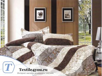 Постельное белье KARNA PENIY Сатин DELUX (1,5 спальный)