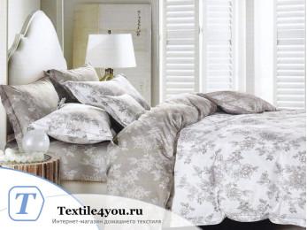 Постельное белье KARNA CARMEN Сатин DELUX (1,5 спальный)