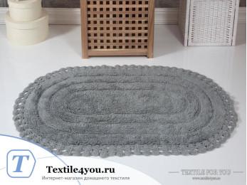 Коврик для ванной MODALIN YANA - (60x100 см) - Серый