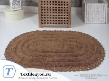 Коврик для ванной MODALIN YANA - (60x100 см) - Горчичный