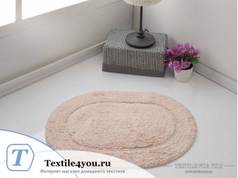 Коврик для ванной MODALIN GALYA - (45x65 см) - Пудра