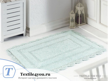 Коврик для ванной MODALIN EVORA - (60x100 см) - Зеленый