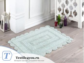 Коврик для ванной MODALIN EVORA - (50x70 см) - Зеленый