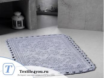 Коврик для ванной MODALIN DARIN (55x85 см) Серый