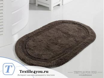 Коврик для ванной MODALIN RACET (60x100 см) - Коричневый