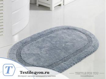 Коврик для ванной MODALIN RACET (60x100 см) - Голубой