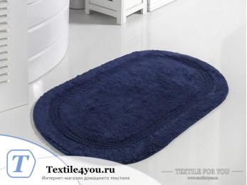 Коврик для ванной MODALIN RACET (60x100 см) - Синий