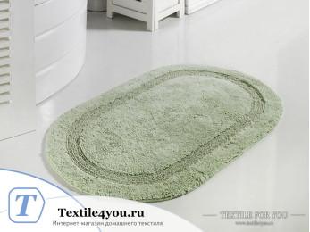 Коврик для ванной MODALIN RACET (60x100 см) - Зеленый