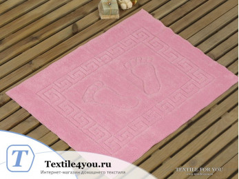 Коврик для ванной KARNA LIKYA (50x70 см) Светло-розовый