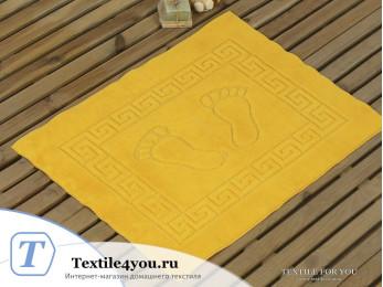 Коврик для ванной KARNA LIKYA (50x70 см) Желтый