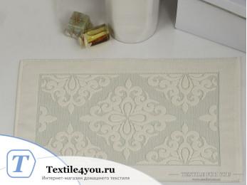Коврик для ванной KARNA DELUX DAMASK - (50x70 см) - Ментол