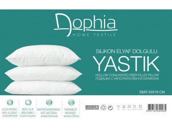 Подушка DOPHIA KING Силикон 50x70 см